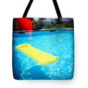 The Swimming Pool Tote Bag