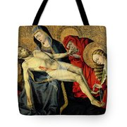 The Tarascon Pieta Tote Bag