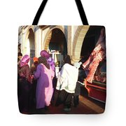 The Temptation Of The Flesh Tote Bag