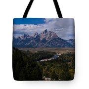 The Tetons - Il Tote Bag