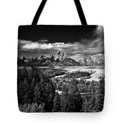 The Tetons Tote Bag