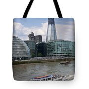The Thames London Tote Bag