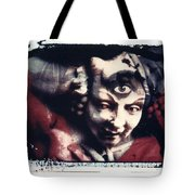 The Third Eye Polaroid Transfer Tote Bag