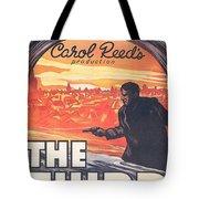 The Third Man  Tote Bag