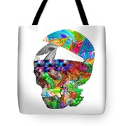 The Thought Escapes Me Tote Bag
