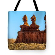 The Three Goblins Tote Bag
