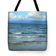 The Tide Was High Tote Bag