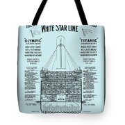 The Titanic Tote Bag