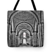 The Tombs At Fontevraud Abbey   France Tote Bag