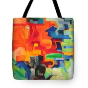 The Torah Is Aquired By Learning Tote Bag