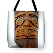 The Totem Canada Tote Bag