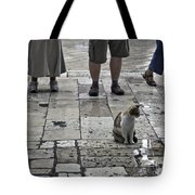 The Tourists Tote Bag