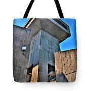 The Tower At The Erie Basin Marina Tote Bag