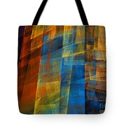 The Towers 2 Tote Bag