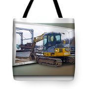 The Tracks Of My Piers Tote Bag