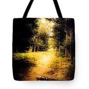 The Trail Tote Bag