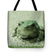 The Tree Frog Tote Bag