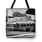 The Trolley Car Diner - Chestnut Hill Philadelphia Tote Bag