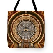 The Turbine - Archifou 63 Tote Bag by Aimelle