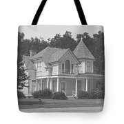 The Turret Room Tote Bag