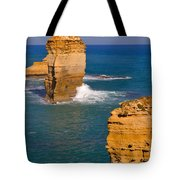 The Twelve Apostles In Port Campbell National Park Australia Tote Bag