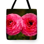 The Twin Love Tote Bag