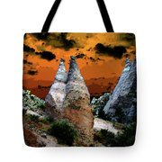 The Two Frenchmen Tote Bag