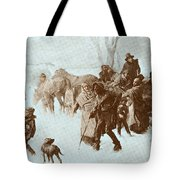 The Underground Railroad Tote Bag