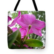 The Underside With Bokeh Tote Bag