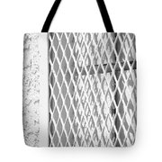 The Unexpected Cross Tote Bag