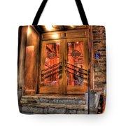 The Union Woodshop Clarkston Mi Tote Bag