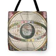 The Universe Of Brahe Harmonia Tote Bag