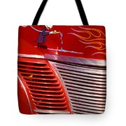 The U.s. Congress Fire Dept. Tote Bag