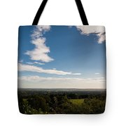 The Vale Of Kent Tote Bag