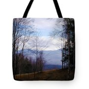 The Vermont Woods - Stowe Tote Bag
