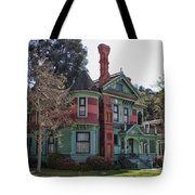 The Victorians Tote Bag