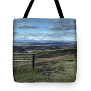The View Point Tote Bag