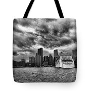 The View To Circular Quay Tote Bag