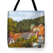 The Village Of Billy Tote Bag