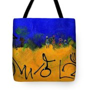 The Village People Head Home Tote Bag
