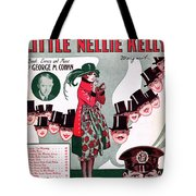 The Voice In My Heart Tote Bag