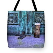 The Voodoo Doll Tote Bag