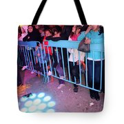 The Waiting Audience Tote Bag