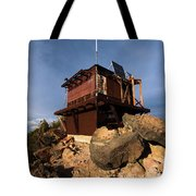 The Watchman Tower Tote Bag