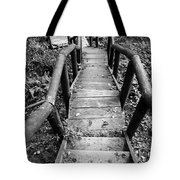 The Way Down Tote Bag