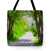 The Way Forward Tote Bag