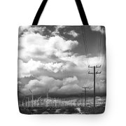 The Way Of The Wind Palm Springs Tote Bag