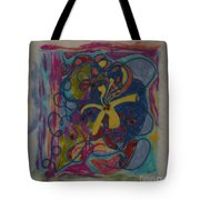 The Way Of The World Tote Bag