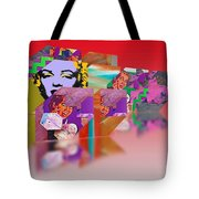 The Way We Paint Now Tote Bag