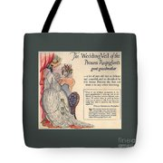 The Wedding Veil Of The Princess Rospigliosi's Great Grandmother Tote Bag
